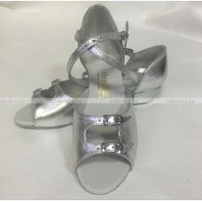 Туфли для бальных танцев (RE) Две пряжки