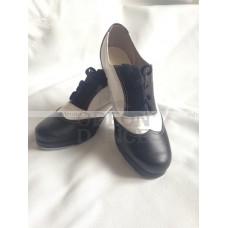 Ботинки для степа ретро